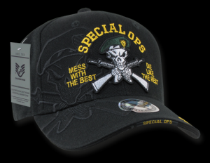 Shadow Military Cap